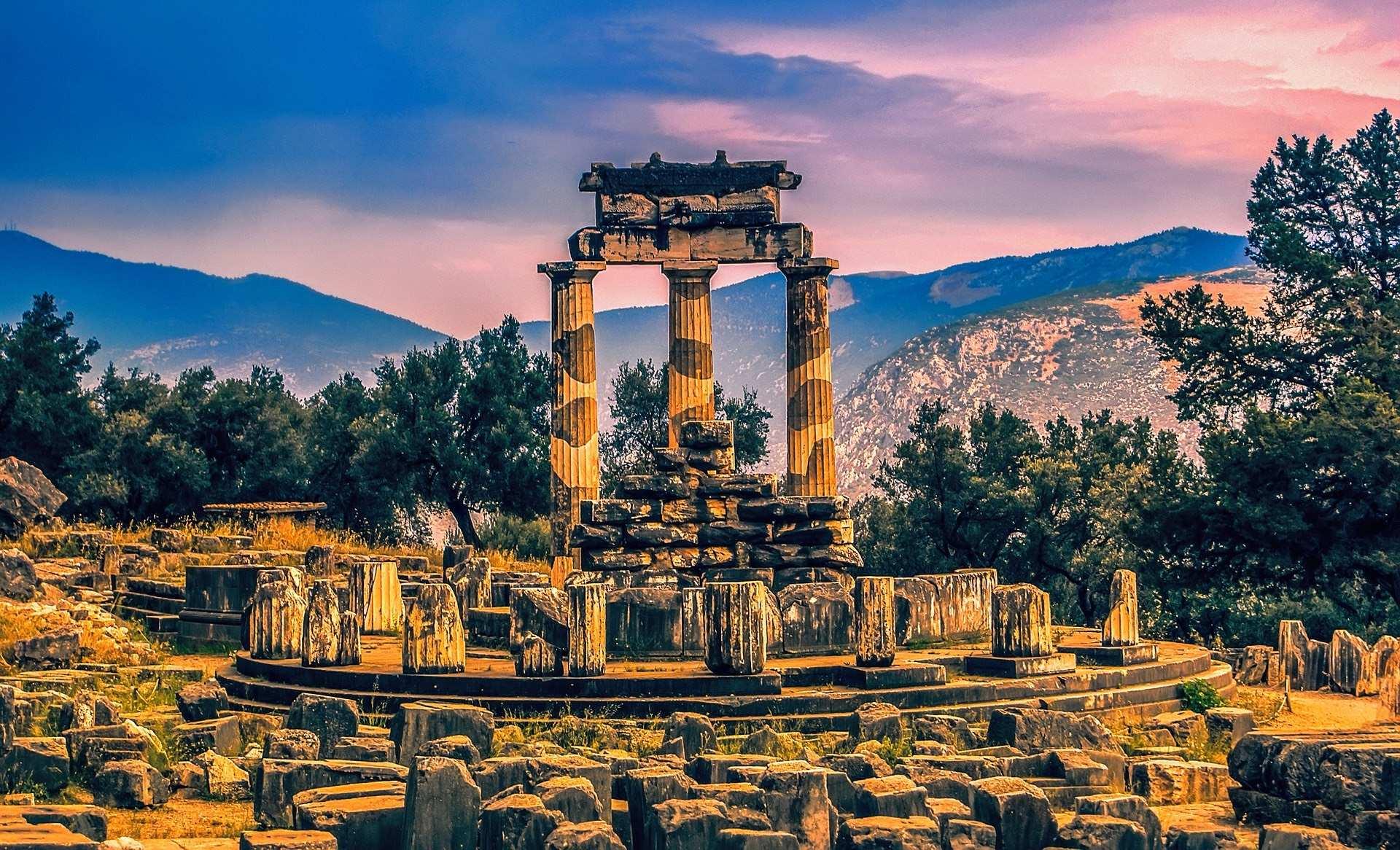 【探索世界的中心】希臘德爾斐(Delphi)遺跡一日遊(雅典出發)