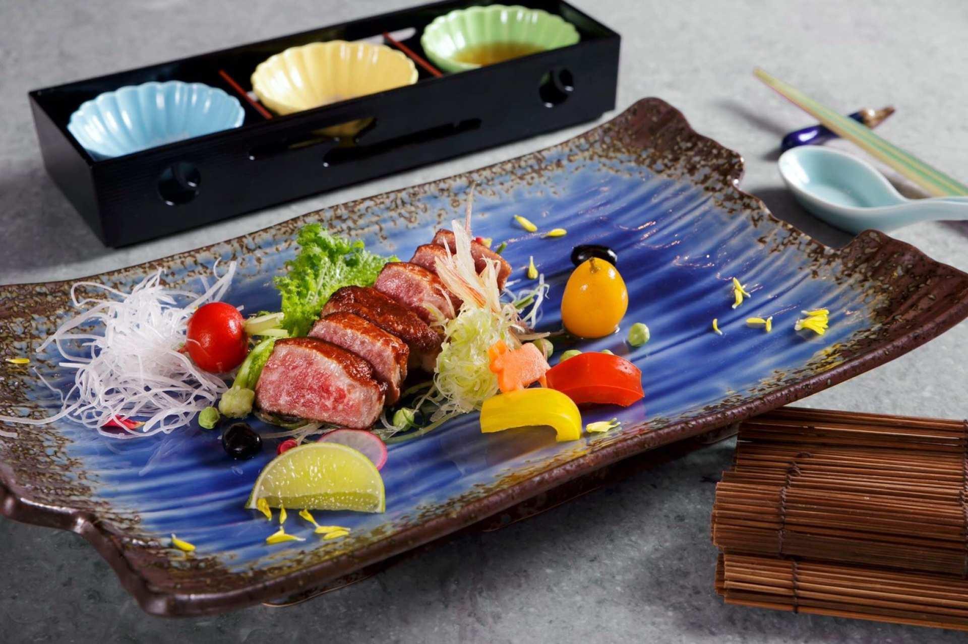 【台北米其林餐盤美食】MARU 丸壽司・無菜單頂級料理饗宴