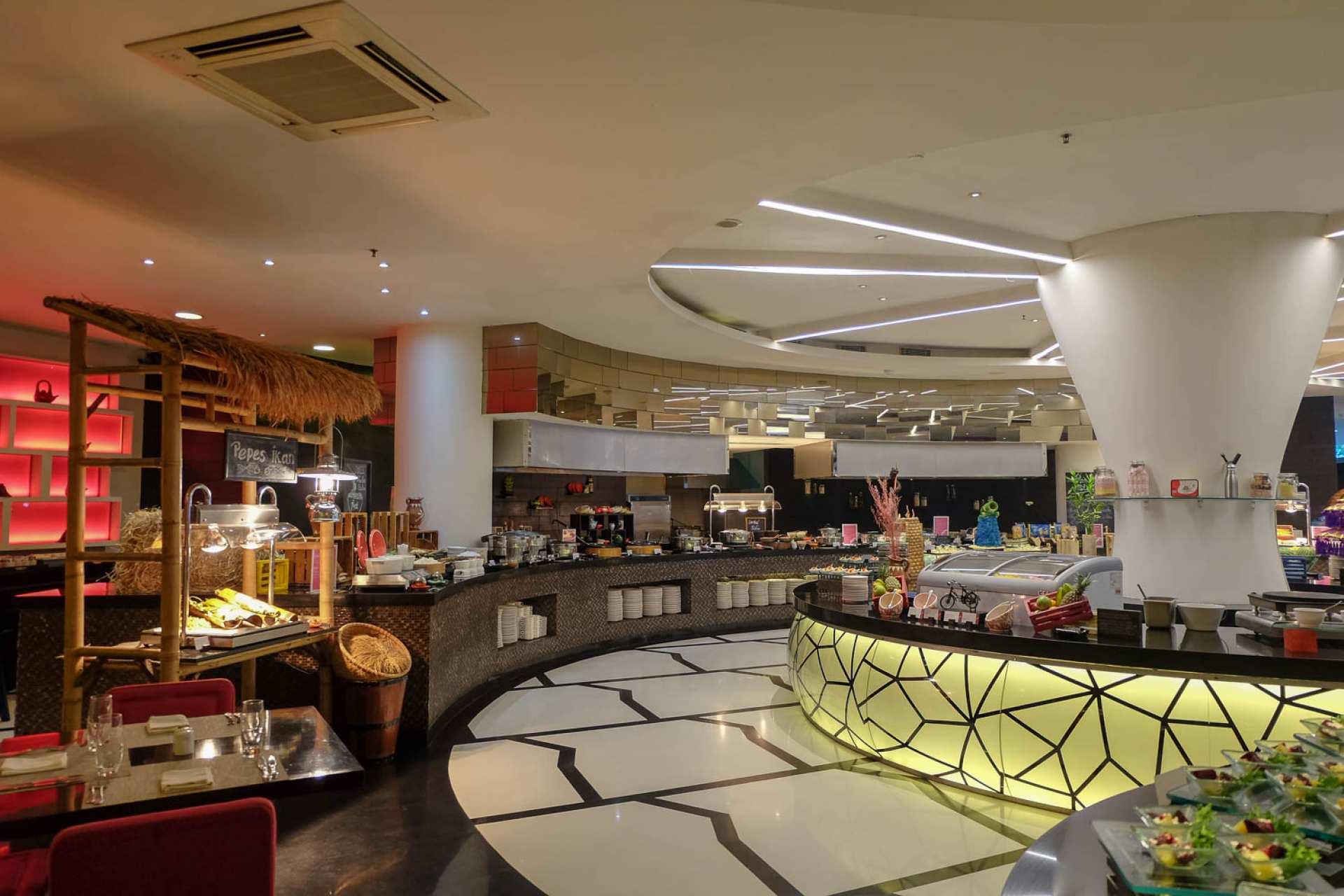 峇里島喜來登度假飯店 Sheraton Bali Kuta Resort|自助午餐