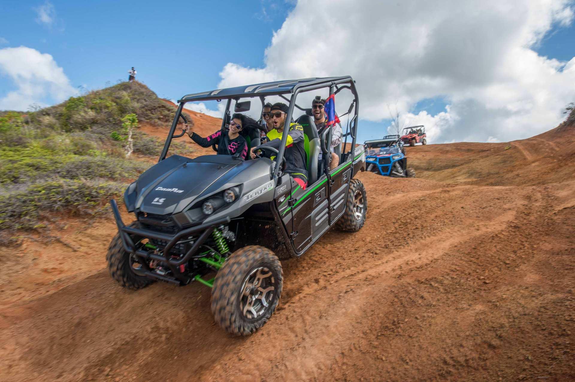 【關島新玩法】關島 ATV 越野吉普車叢林探險(含飯店來回接送)