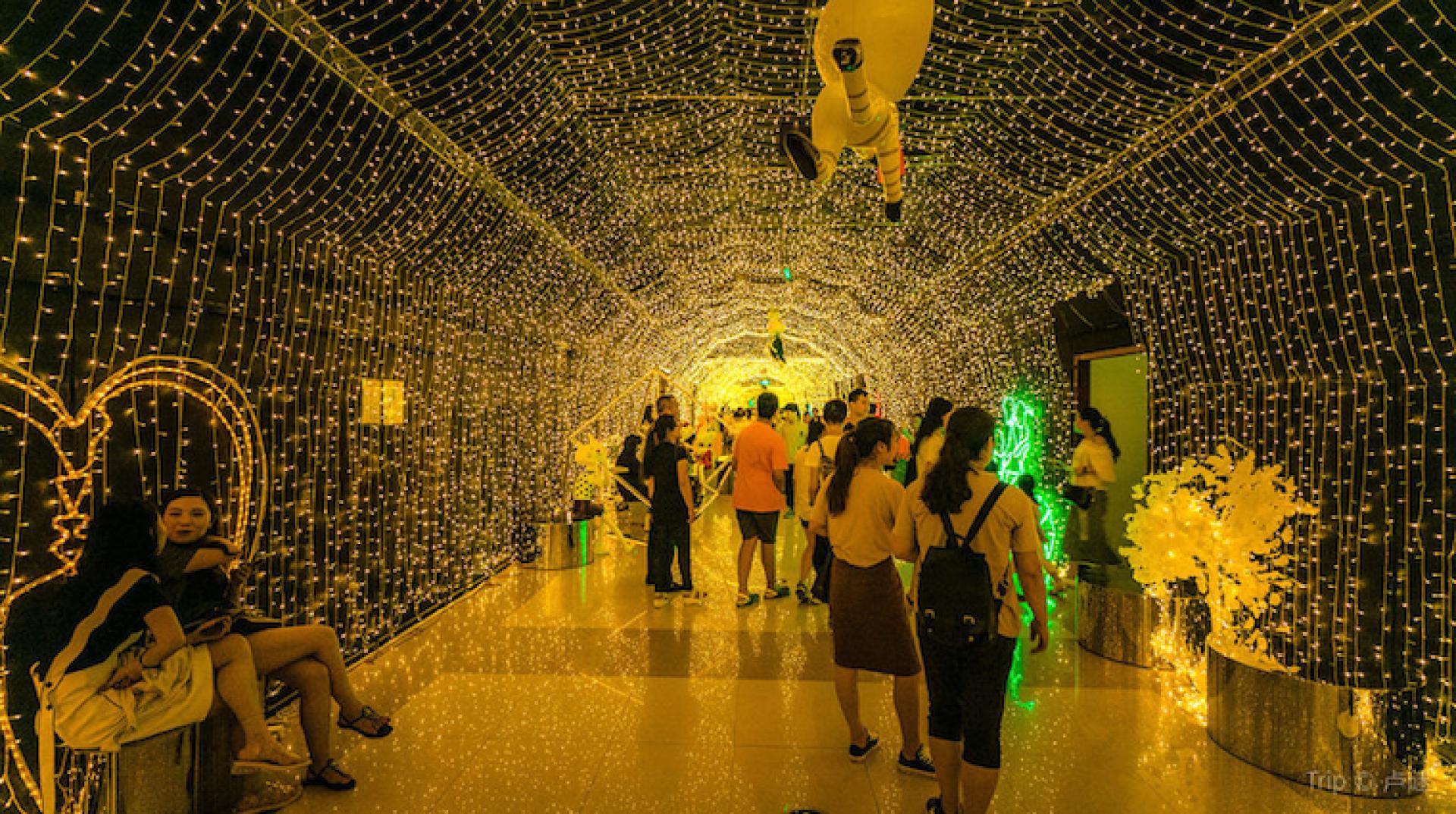 【上海打卡聖地】外灘星空錯覺藝術館