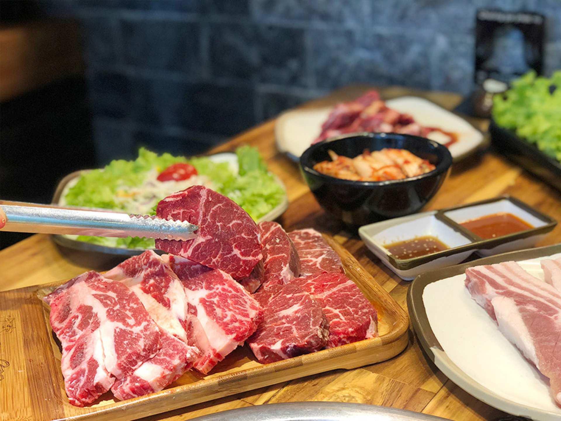 【品嚐正宗韓式燒肉】 GoGi House 韓式料理現金券