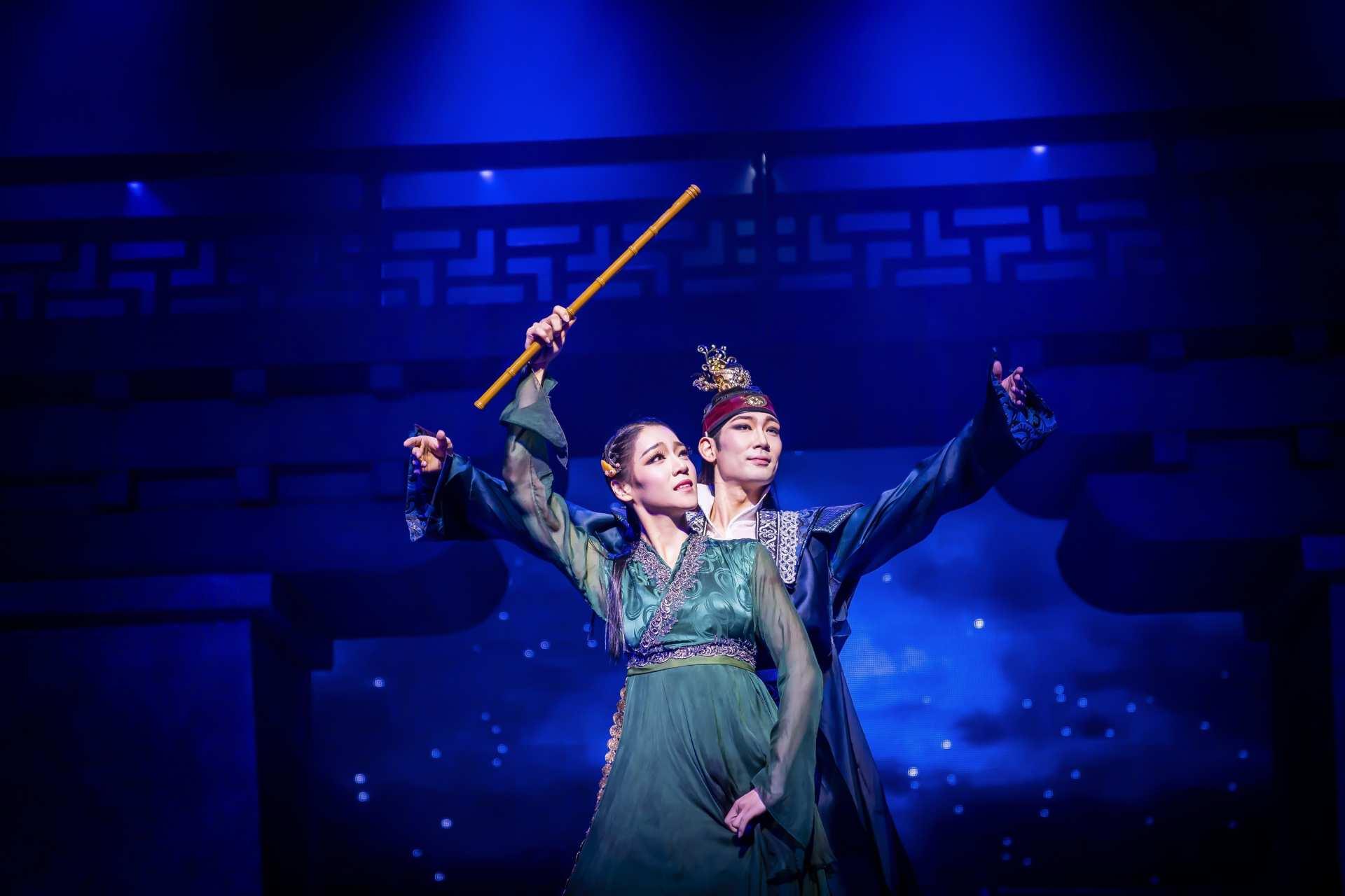 【慶州貞洞劇場】韓國歷史無言音樂劇《阿密淚》公演門票(往返計程車接送)