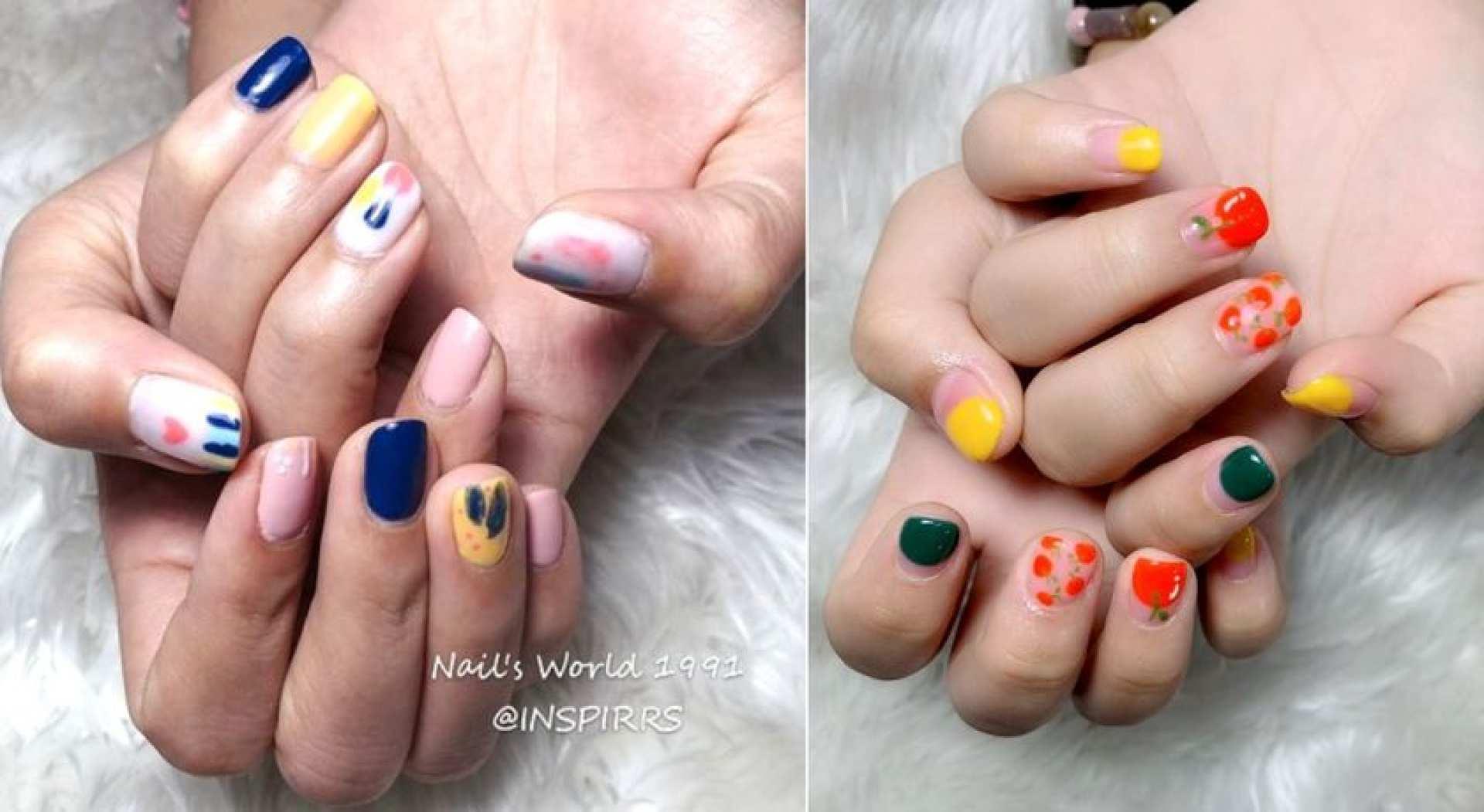 【泰國曼谷】曼谷美甲體驗・Inspires Hair Nails Boutique