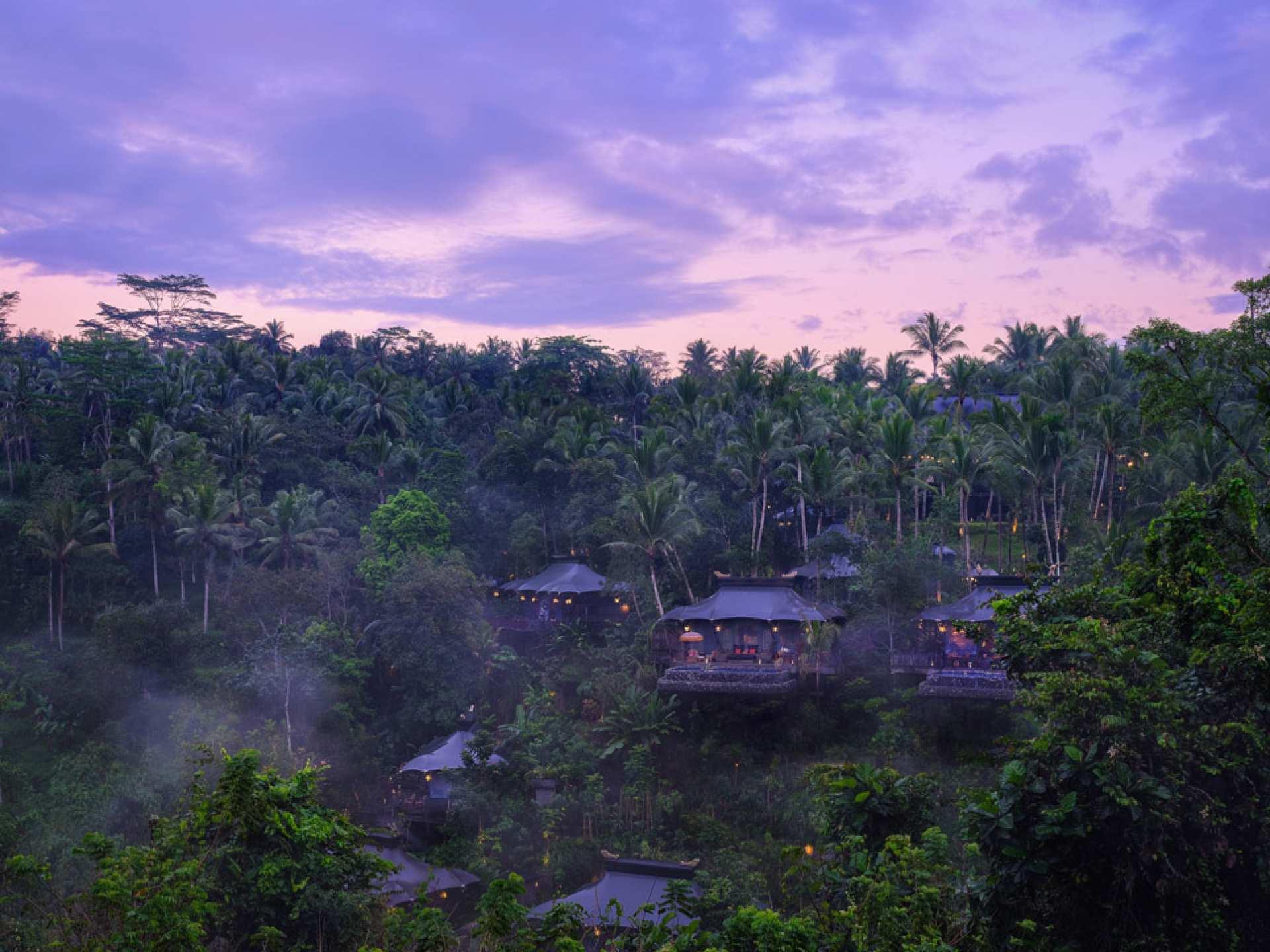 峇里島卡佩拉烏布飯店 Capella Ubud Bali|帳篷別墅