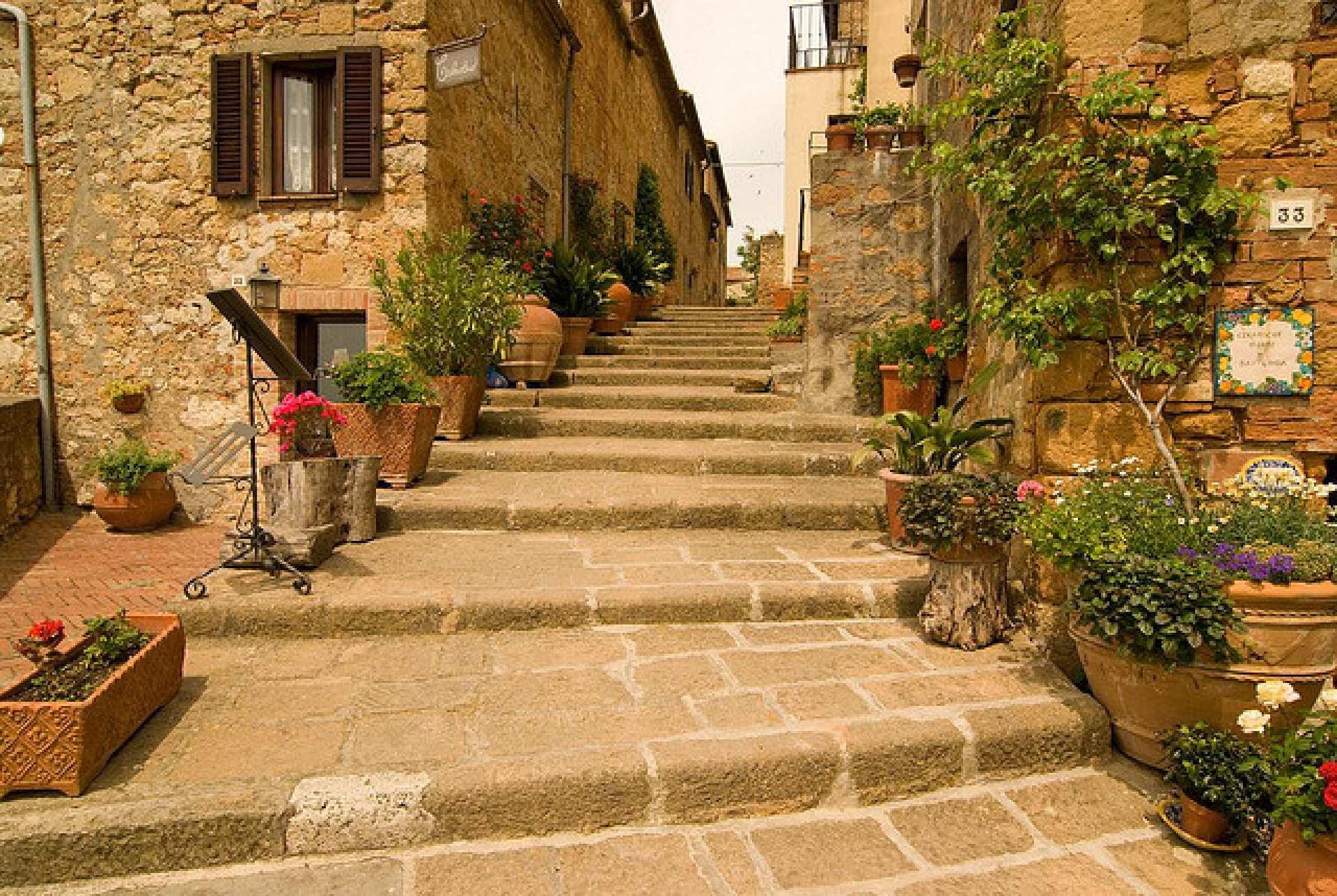 【義大利托斯卡尼一日遊】蒙特普齊亞諾、皮恩扎、蒙達奇諾葡萄酒品酒之旅