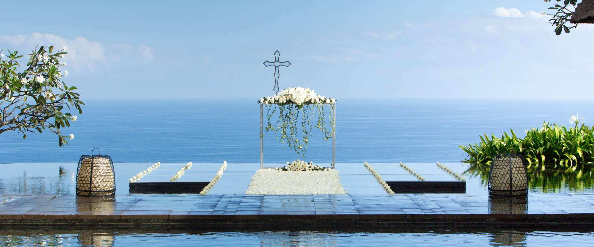 寶格麗度假飯店 Bulgari Resort Bali Uluwatu|峇里島水上婚禮