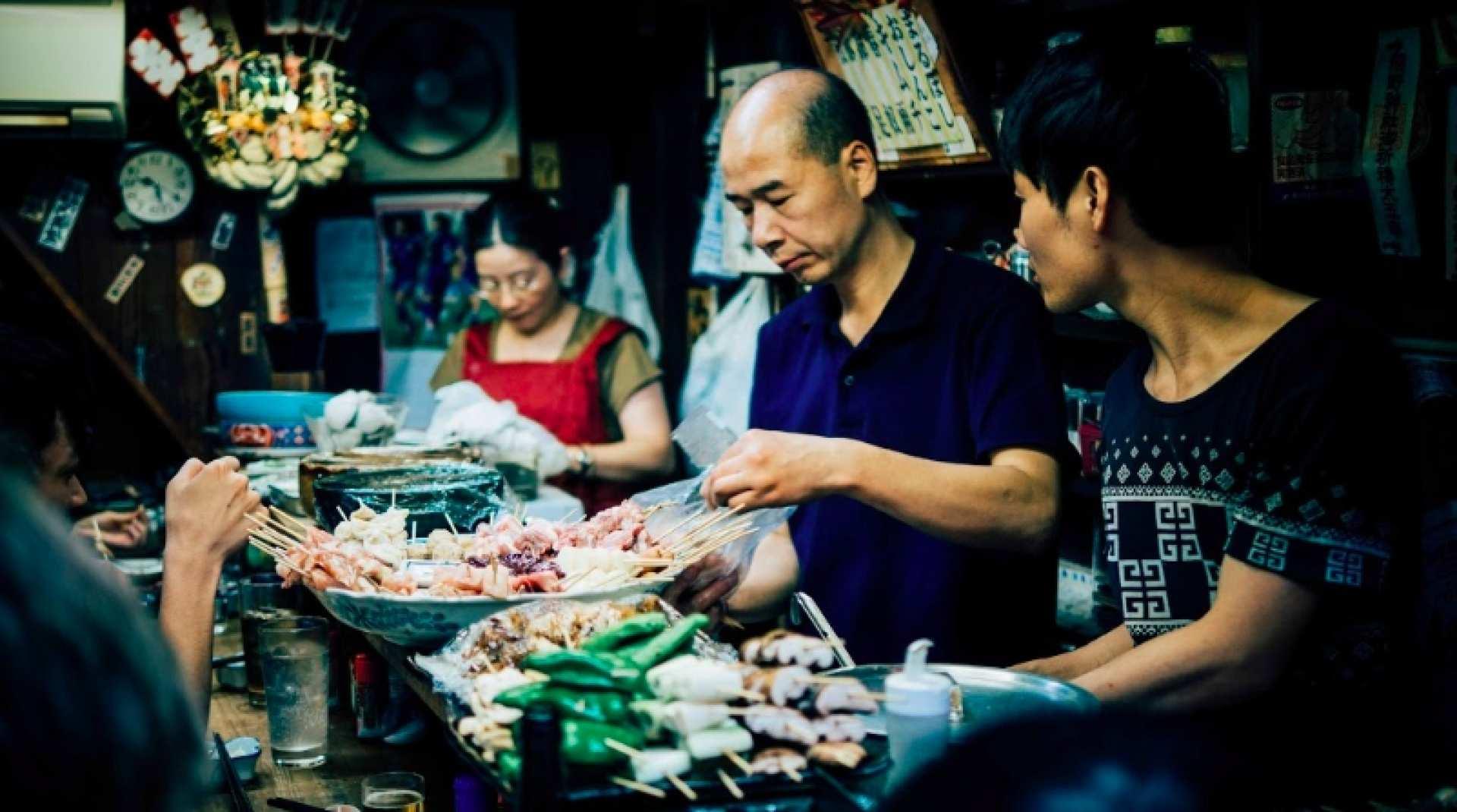 【古巷旅遊】台南市集採買食材與美食體驗