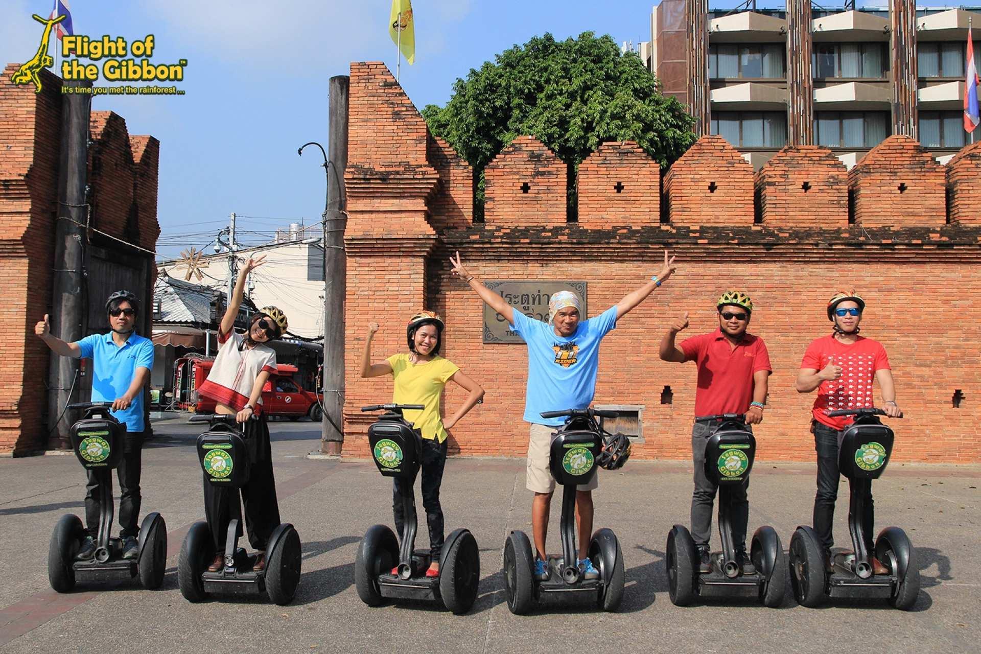 【清邁最新玩法】Segway 電動車城市巡禮