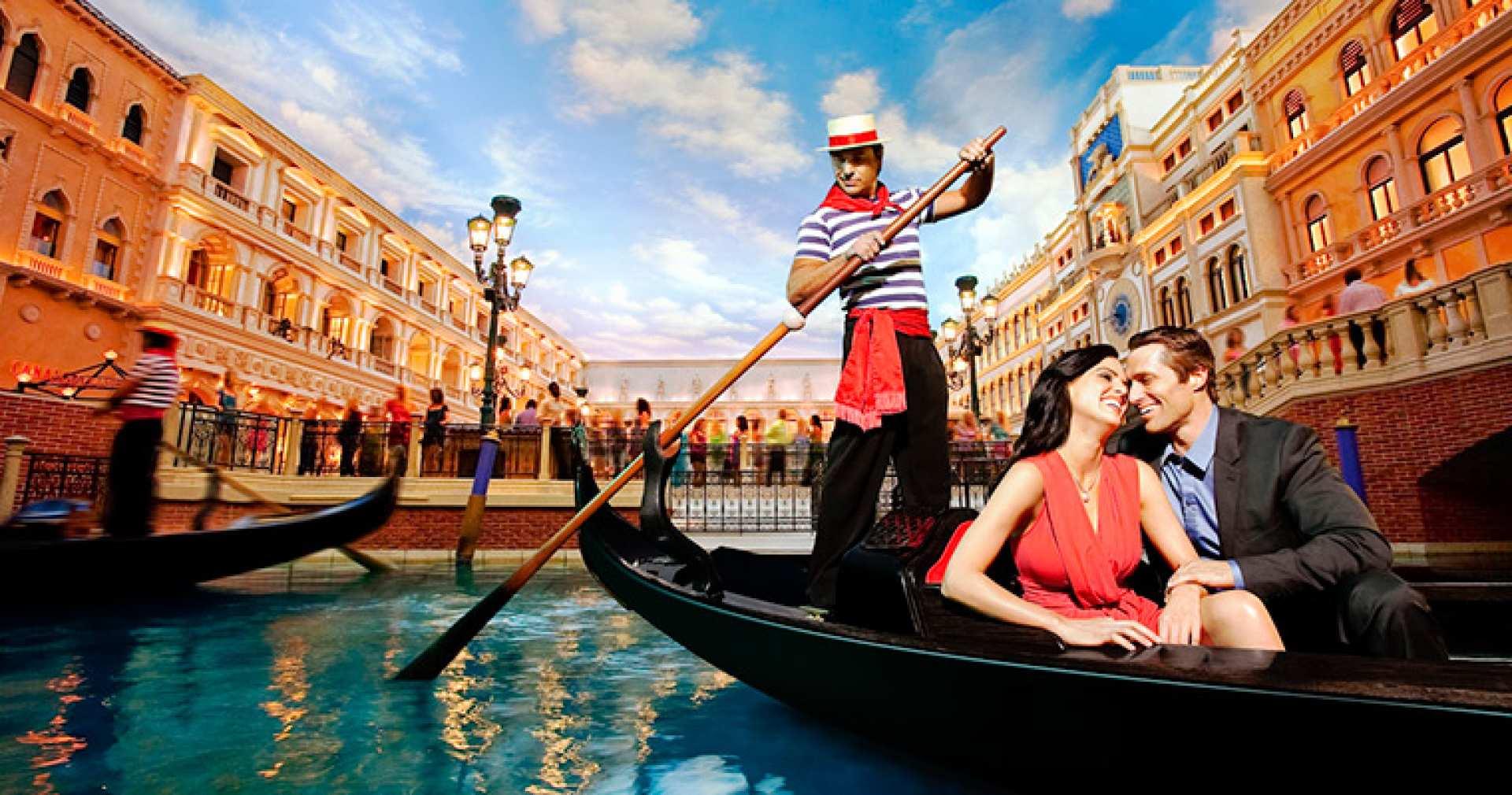 【浪漫水上之旅】澳門威尼斯人貢多拉船票