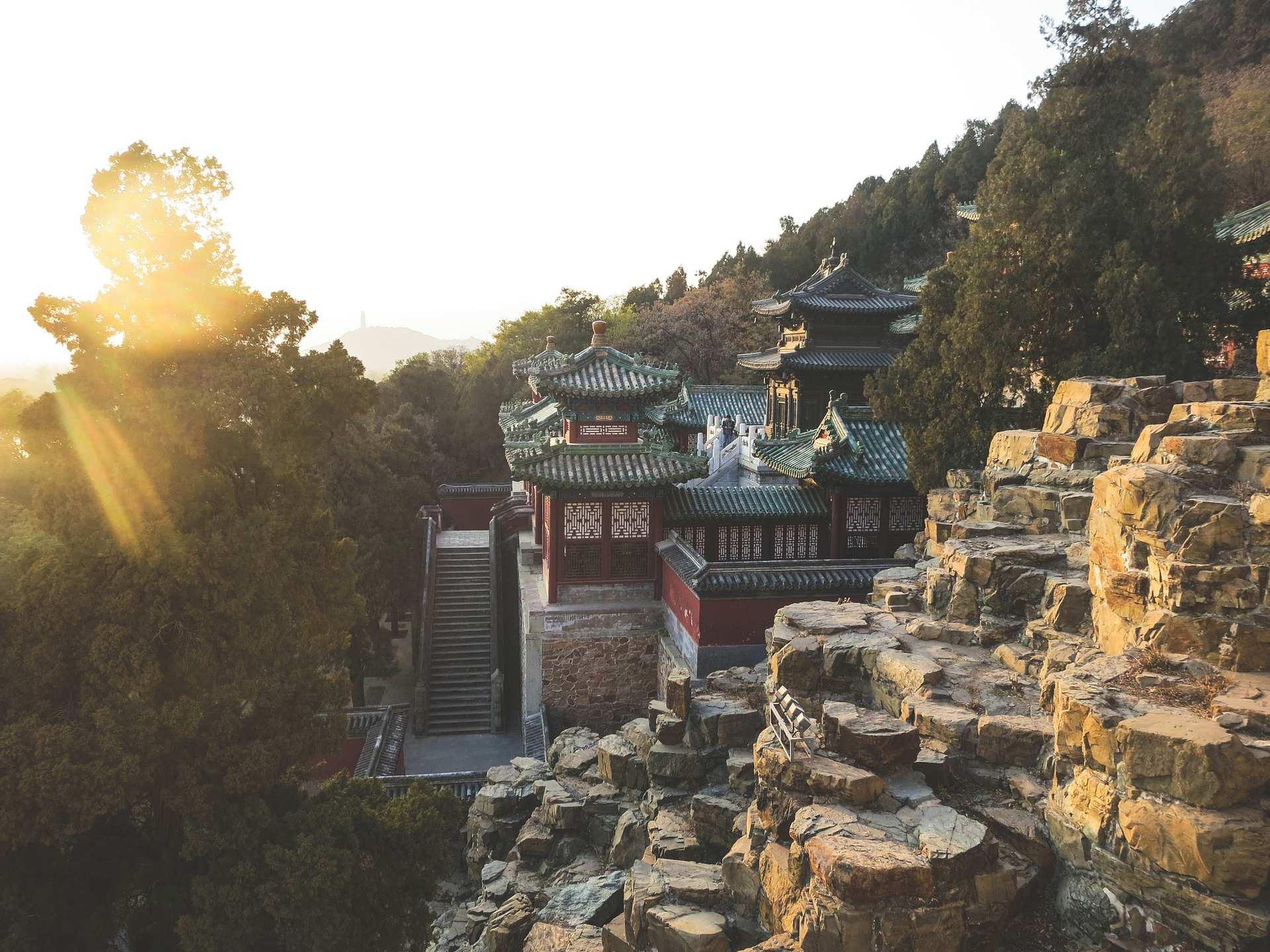 【北京包車自由行】天壇、頤和園、圓明園包車一日遊