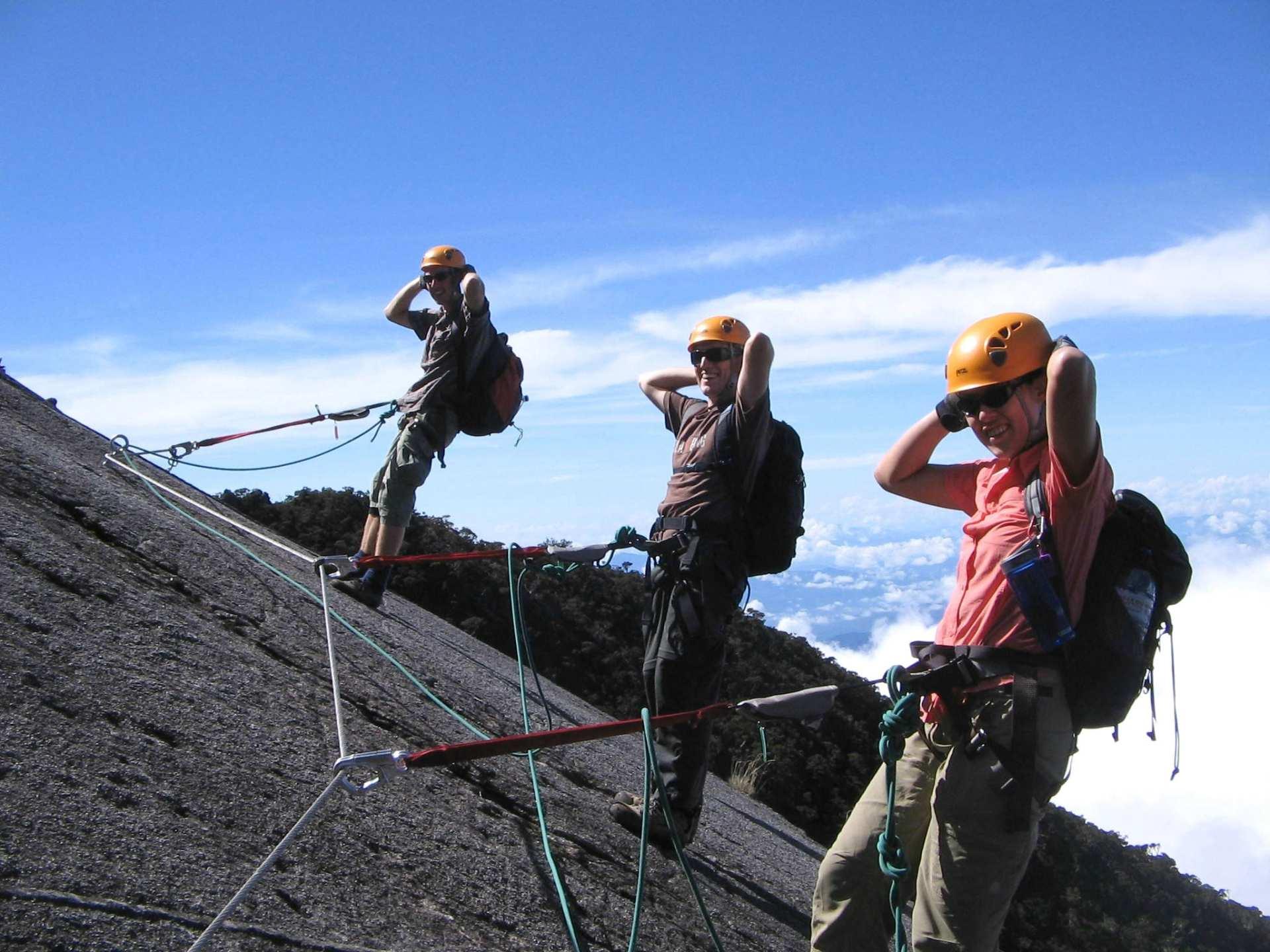 【鐵索攀岩神山行】沙巴 Walk The Torq 2 天 1 夜登山體驗