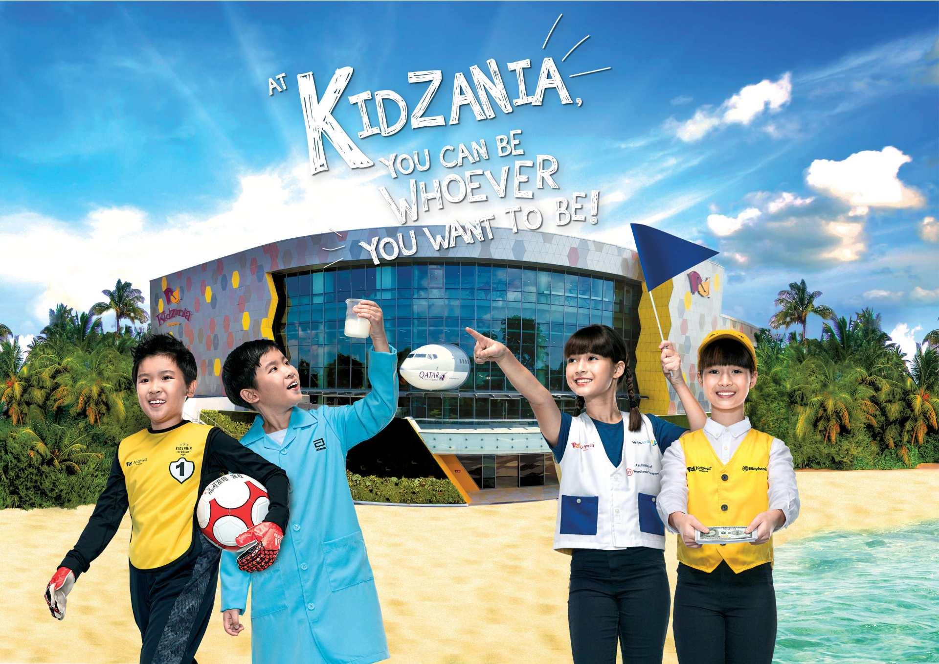 【職場體驗同樂趣】趣志尼亞KidZania新加坡最新兒童樂園