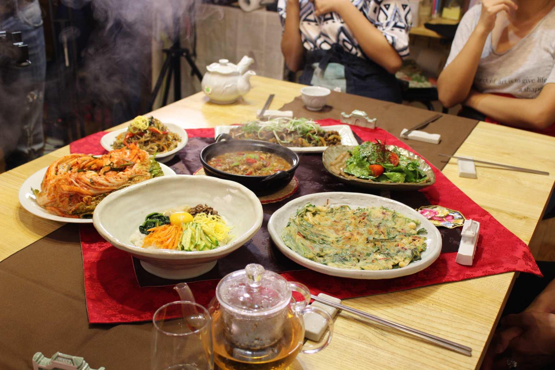 オミ(五味)料理研究所:ソウルの韓国料理教室で本場の韓国料理を習おう!