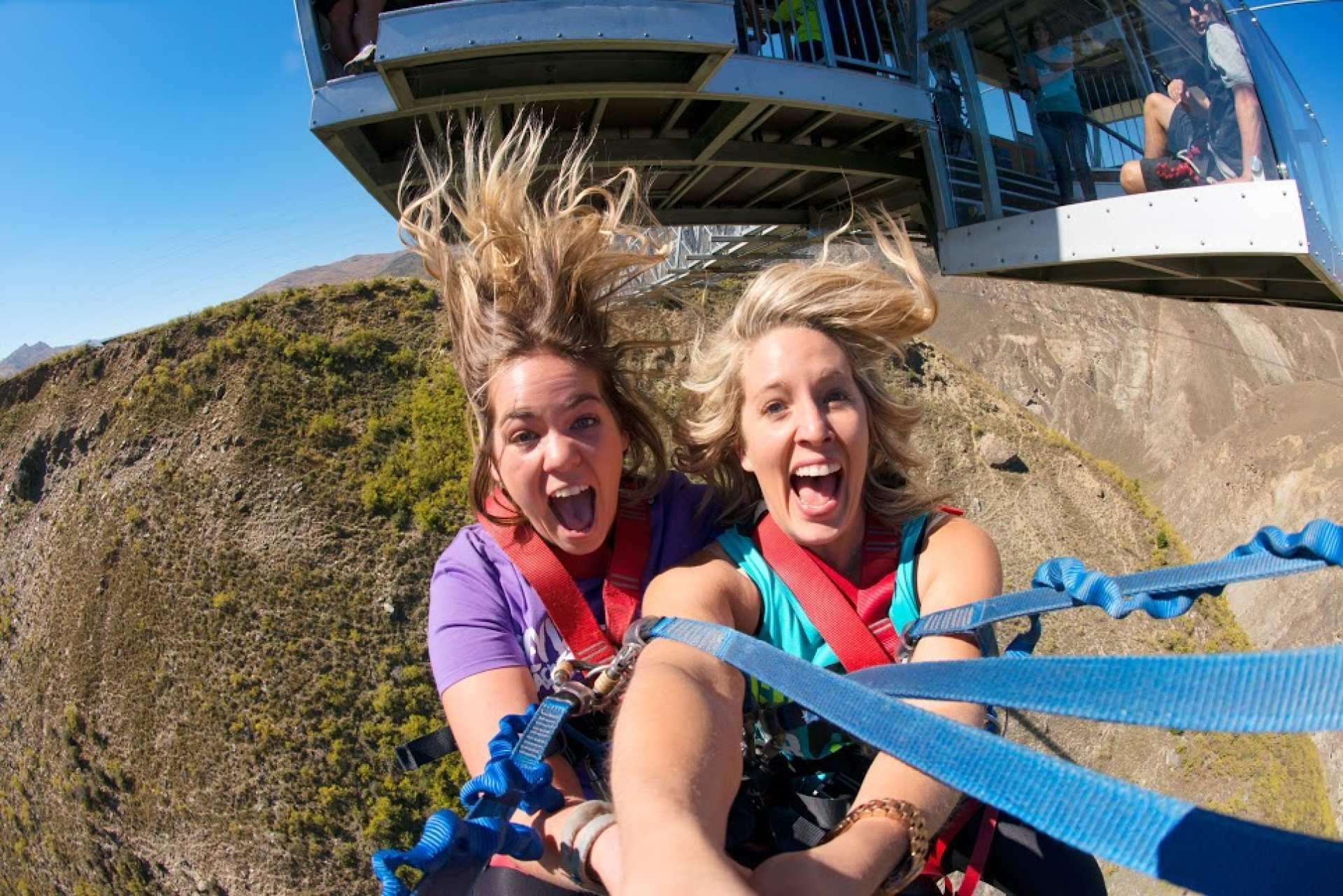 【世界最大高空鞦韆】Nevis Swing 皇后鎮峽谷鞦韆