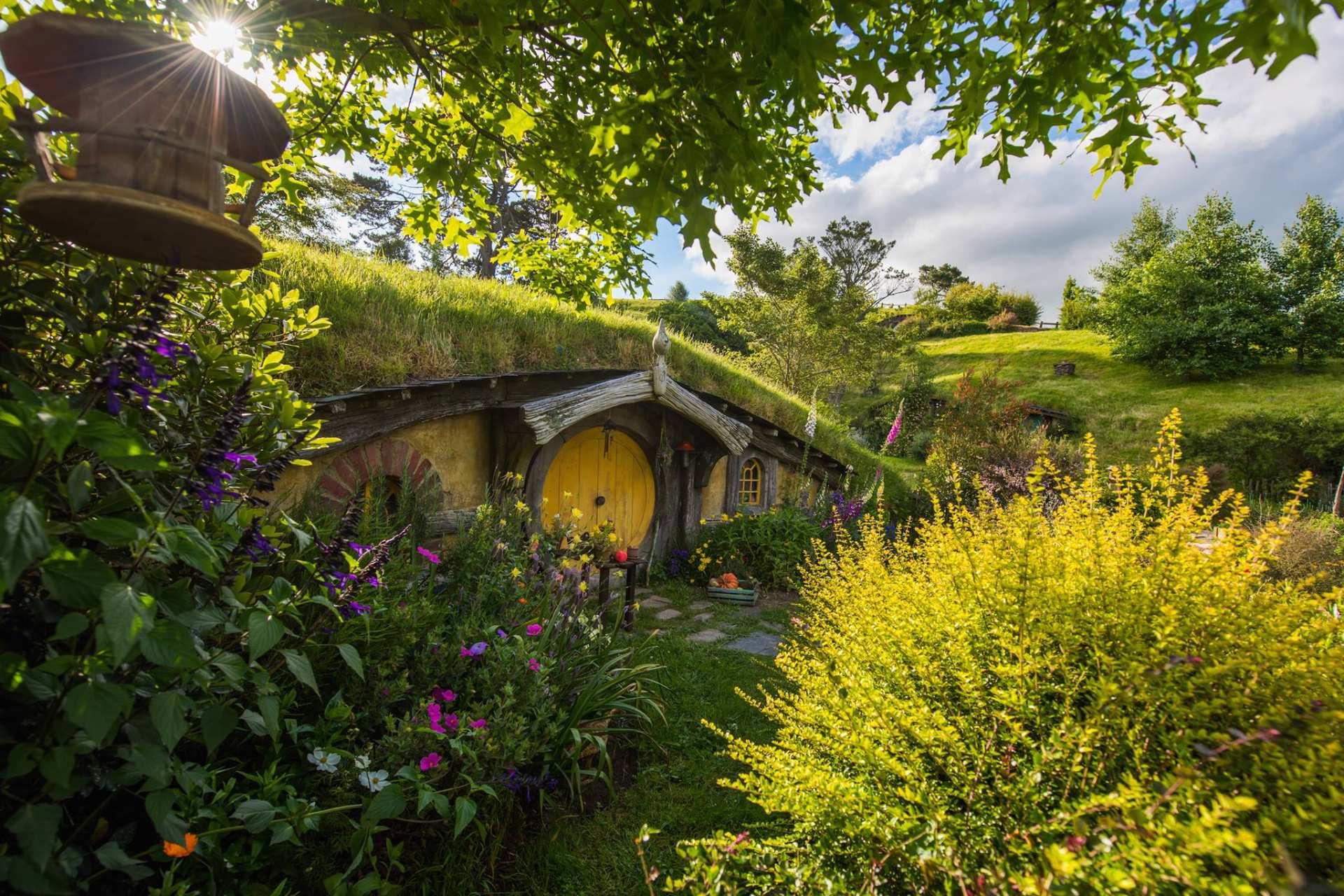 【紐西蘭北島必去景點】《魔戒》哈比村門票 (Hobbiton)