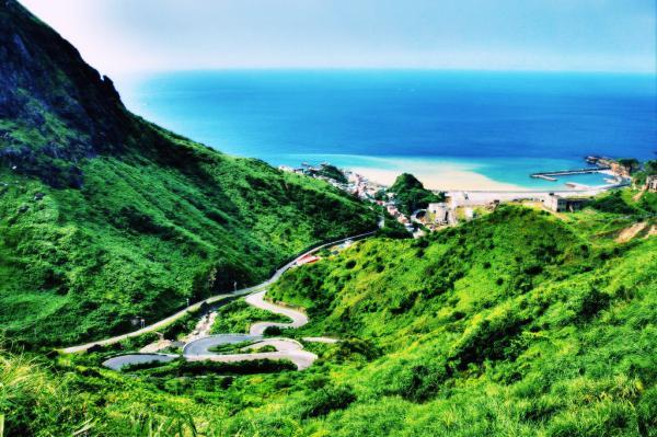 【【驚豔東北角海岸】東北角金瓜石、黃金瀑布、九份老街一日遊