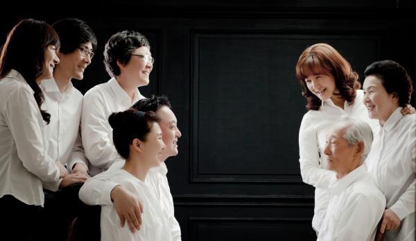 【【一輩子的回憶】 韓國吉安得全家福攝影體驗