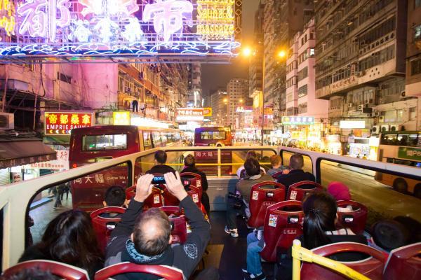 【【香港雙層觀光巴士】Big Bus Tour 巴士遊套票