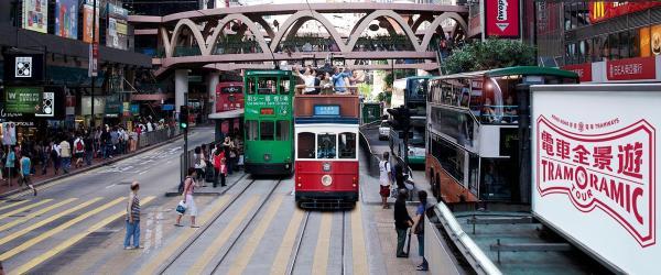 【【香港叮叮車懷舊之旅】香港電車全景遊套票