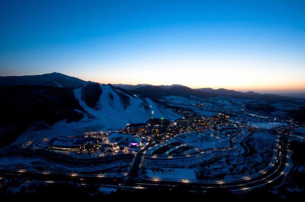 【【韓國滑雪二日遊】Alpensia 滑雪度假村(首爾出發)