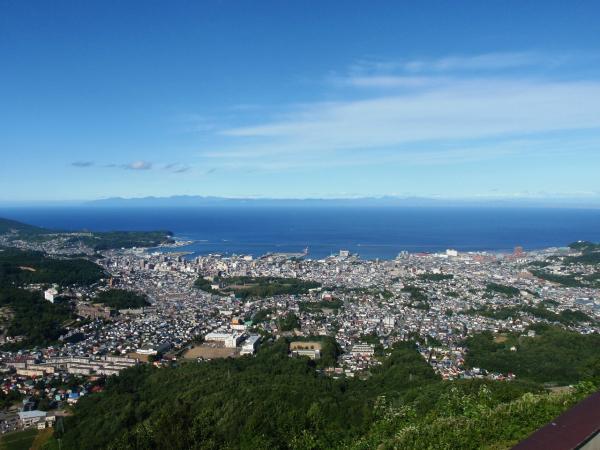 【【米其林一星景點】小樽天狗山空中纜車 + 天狗亭餐廳午間套餐組合