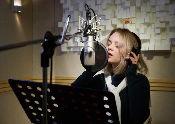 【【K-Pop 歌手錄音體驗】個人迷你專輯錄製