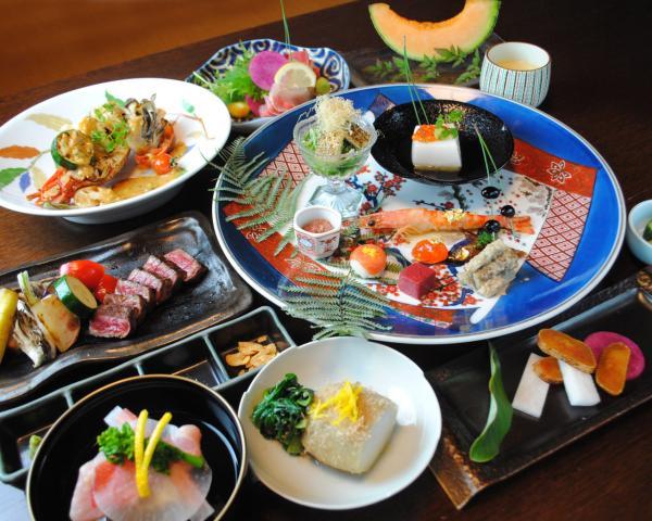 【【鎌倉美食】 日式鐵板燒高級景觀餐廳・御曹司きよやす邸