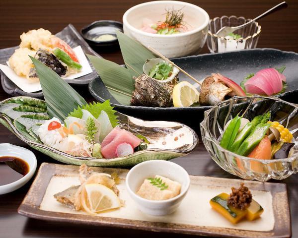 【【大阪美食】北新地日式海鮮餐廳・心屋本通り店