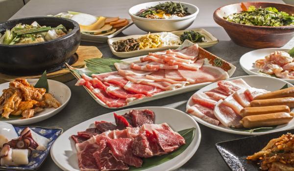 【【人氣燒肉】大阪難波燒肉・鹽燒肉與甘辛鍋之店 Zerohachi