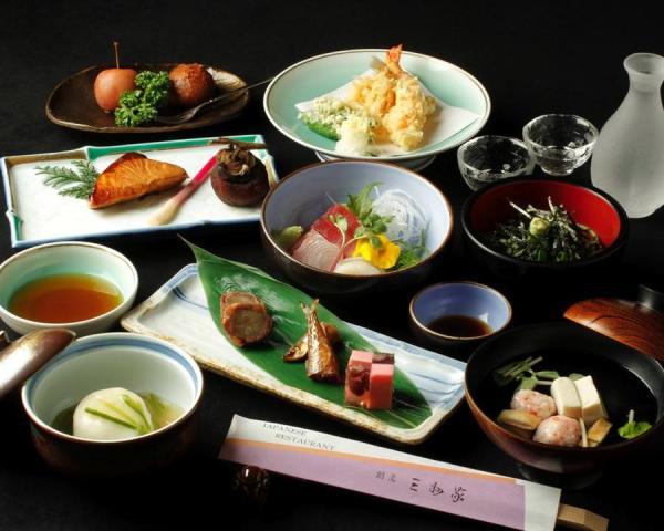 【【東京美食】錦糸町日式傳統高級料亭・割烹 三州家