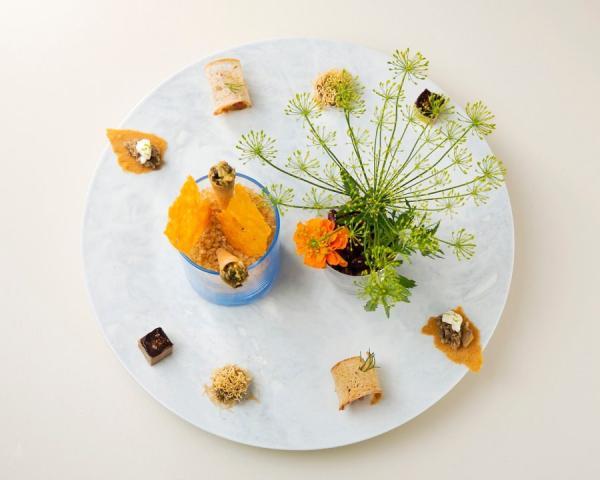 【【東京美食】法式料理餐廳・Meilleur Avenir a Tokyo