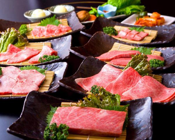 【【神戶美食】神戶牛上等燒肉餐廳・大長今