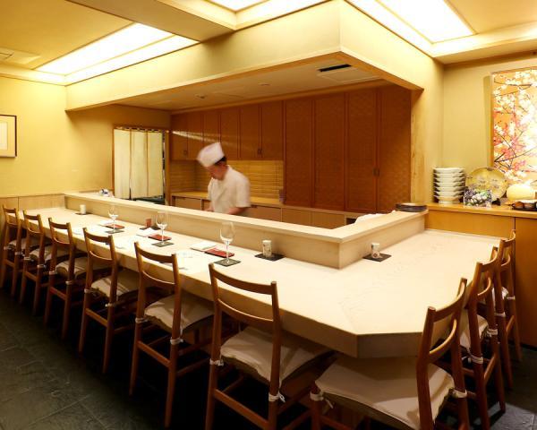 【【東京高級料理】銀座日式割烹料理餐廳・室井