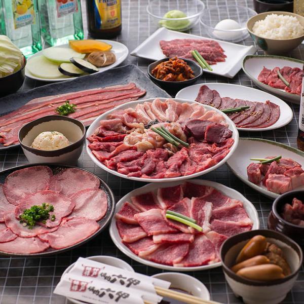 【【神戶美食】三宮和牛燒肉餐廳・燒肉六甲生田新道店