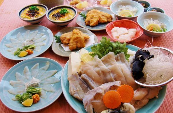 【【大阪美食】難波美食・河豚餐廳治兵衛 道頓堀店