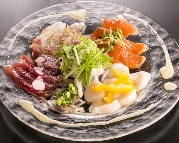【【東京美食】東京車站日式居酒屋・魚の目利き 八重洲店