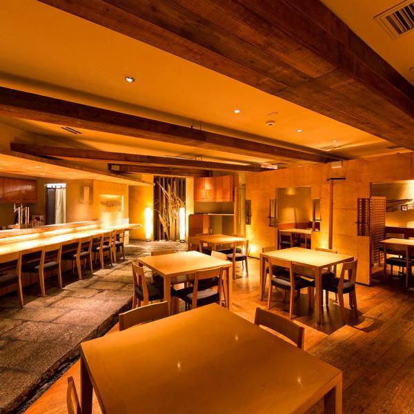 【【東京美食】表參道日式居酒屋・うにしゃぶ 寿司割烹 はながこい 青山本店