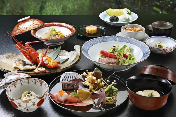 【【東京美食】早稻田傳統日式高級料亭餐廳・料亭 錦水\/ホテル椿山荘東京