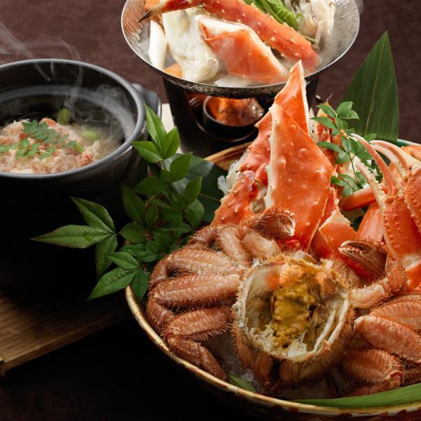 【【北海道美食】札幌螃蟹火鍋料理餐廳・日本料理 北乃路