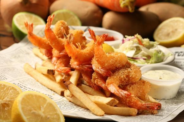 【【香港太平山頂美食】 阿甘蝦美式餐廳餐券