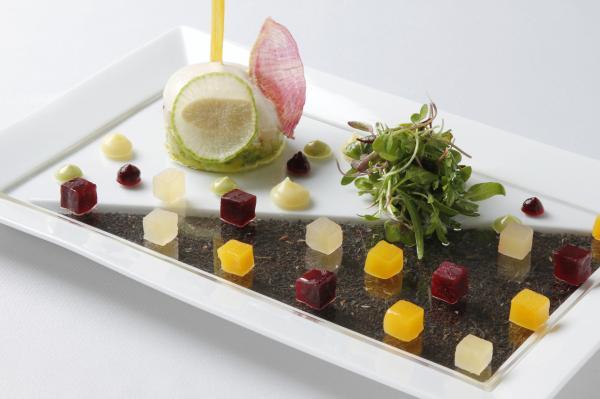 【【美食評鑑推薦】一星的好味道・大阪法式料理 Lumière