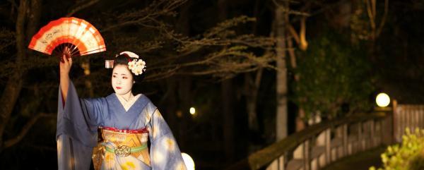 【【夜遊巴士】探訪京都洛北名所、舞妓表演、日式懷石料理、東山夜景