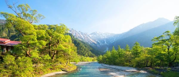 【【北陸秘境】此生必去日本最美山岳勝地・上高地一日遊