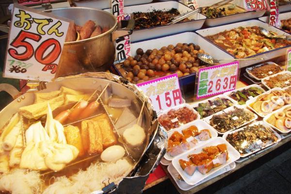 【【中文導覽】Tokyo FooDrink Tour・砂町銀座商店街美食巡禮