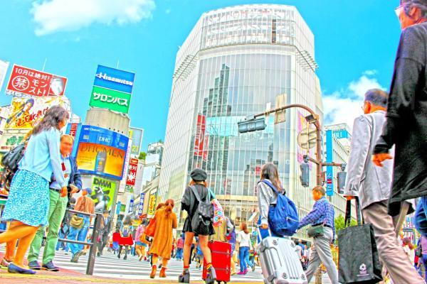 【【中文導覽】東京趴趴走・步行私人導覽一日遊