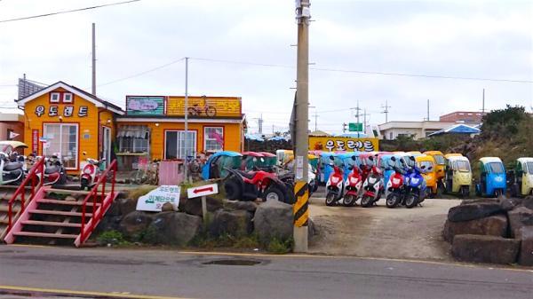 【【騎鐵馬遊牛島】自行車租借