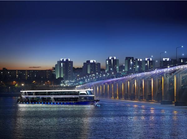 【【浪漫夜遊漢江】首爾 Eland Cruise 漢江遊覽船票