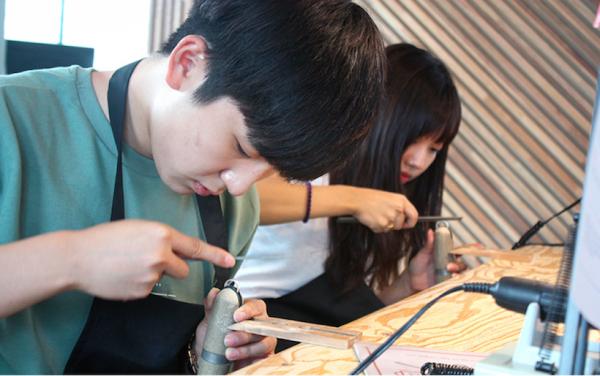 【【浪漫打造 DIY】 首爾戒指大學手作體驗