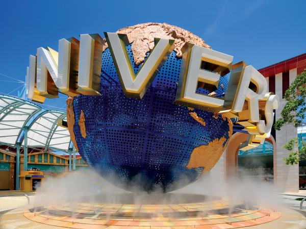 Universal Studios Singapore Ticket with Shuttle Bus